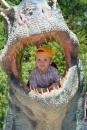 Mami pozri kde som - v papuli plnej ostrých zubov
